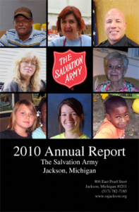 The Salvation Army Annual Report